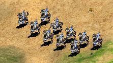 Cavalry archers
