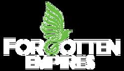 FE Logo White Green Medium