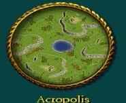 Acropolis menu image