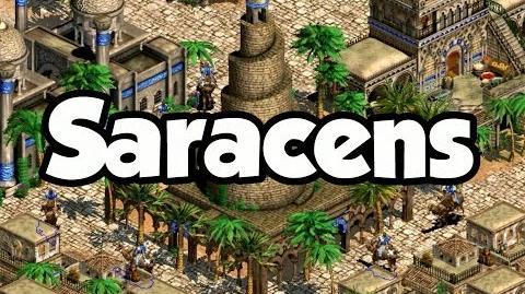 Saracens Overview AoE2