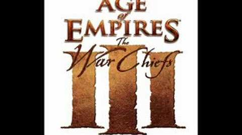 Age of Empires 3 Soundtrack - Revolution music