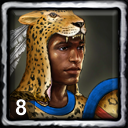 Aztec Home City 2 (8 Jaguar Prowl Knights)