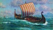 Vikings Longboat