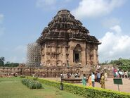 Kornark sun temple