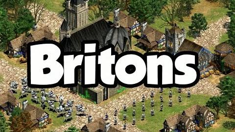 Britons Overview AoE2