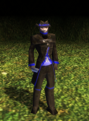Spy model