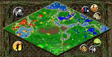 Montezuma level 3 map