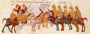 Gregorios-Taronites killed by Bulgarians