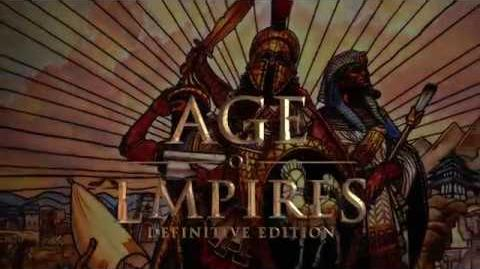 Age of Empires Definitive Edition - Official Trailer