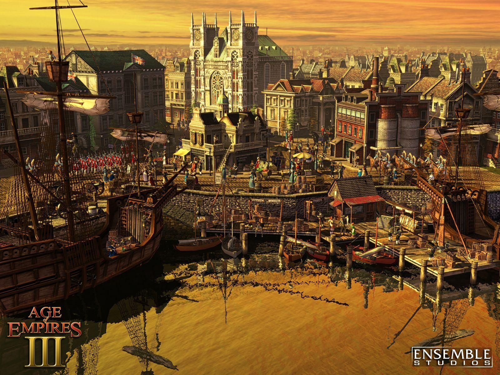 Home City | Age of Empires Series Wiki | FANDOM powered by Wikia
