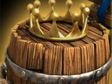 Emperor in a Barrel