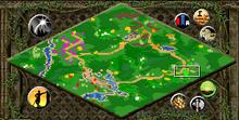 Montezuma level 1 map