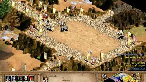 Age of Empires 2 - El Cid, Misión 1