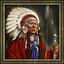 Comanche horse archer