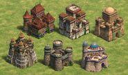 New castles de