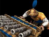 Cañón de Salvas (Age of Empires II)