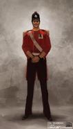 Colonel Edwardson concept art