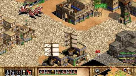 Age of Empires 2 - Barbarroja, Misión 6