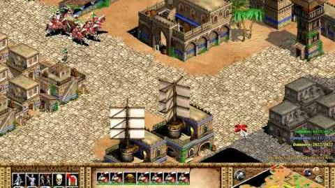 Age of Empires 2 - Barbarroja, Misión 6