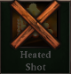 Heatedshotunavailable