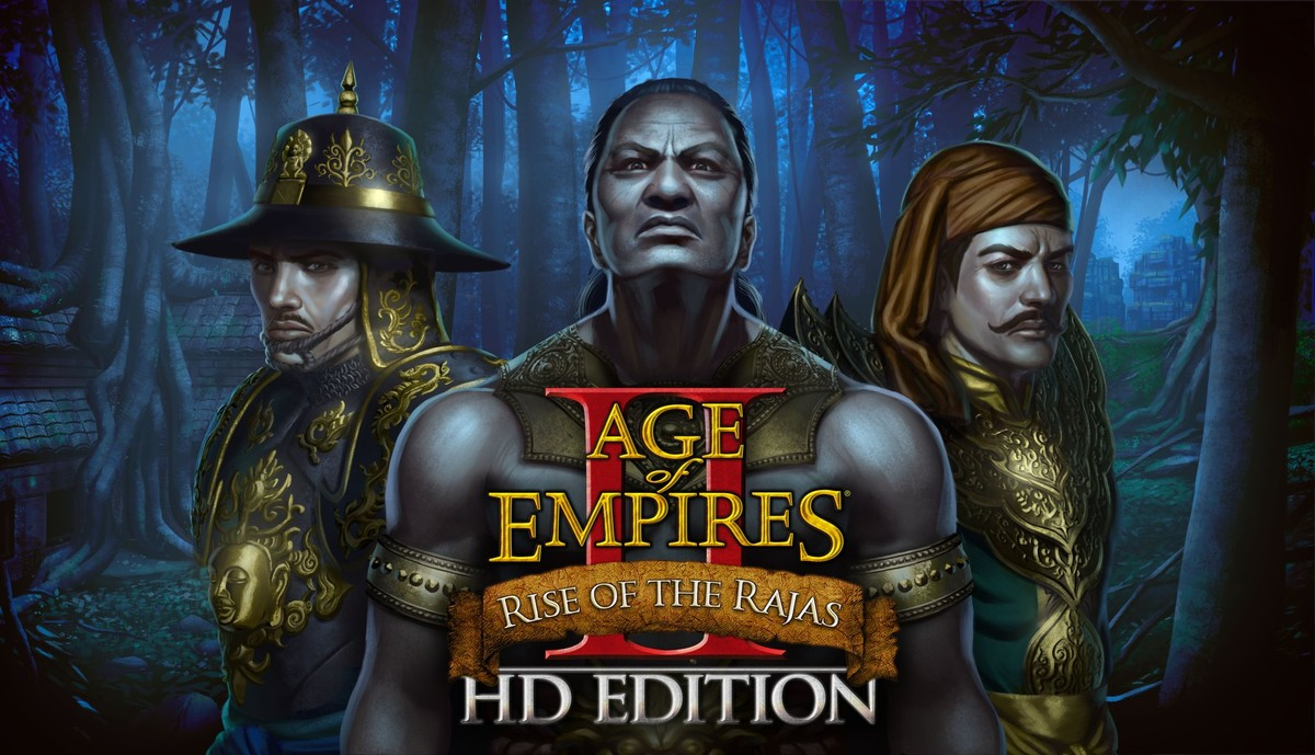 Age of Empires II HD: Rise of the Rajas | Age of Empires