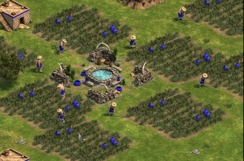 Villager (Age of Empires)   Age of Empires Series Wiki