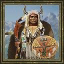 Sioux native icon
