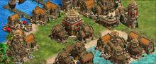 東南亞 經濟建築 帝王