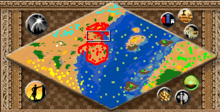 El Cid level 6 map (game)