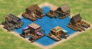 New docks de
