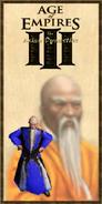 Shaolin Master history portrait