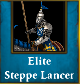 Elitesteppelanceravailable