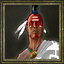 Iroquois war chief