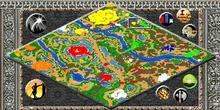 Saxonrevolt map