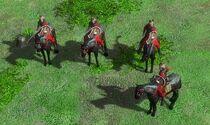 中國人 - 單位04-1.紀律草原騎兵
