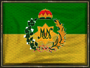 Flag of Mangkunegaran