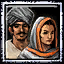 Indian villager icon