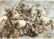 Rubens-copy Anghiari da-Vinci