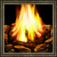 Fire pit icon