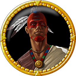 War Chief Dance Iroquois