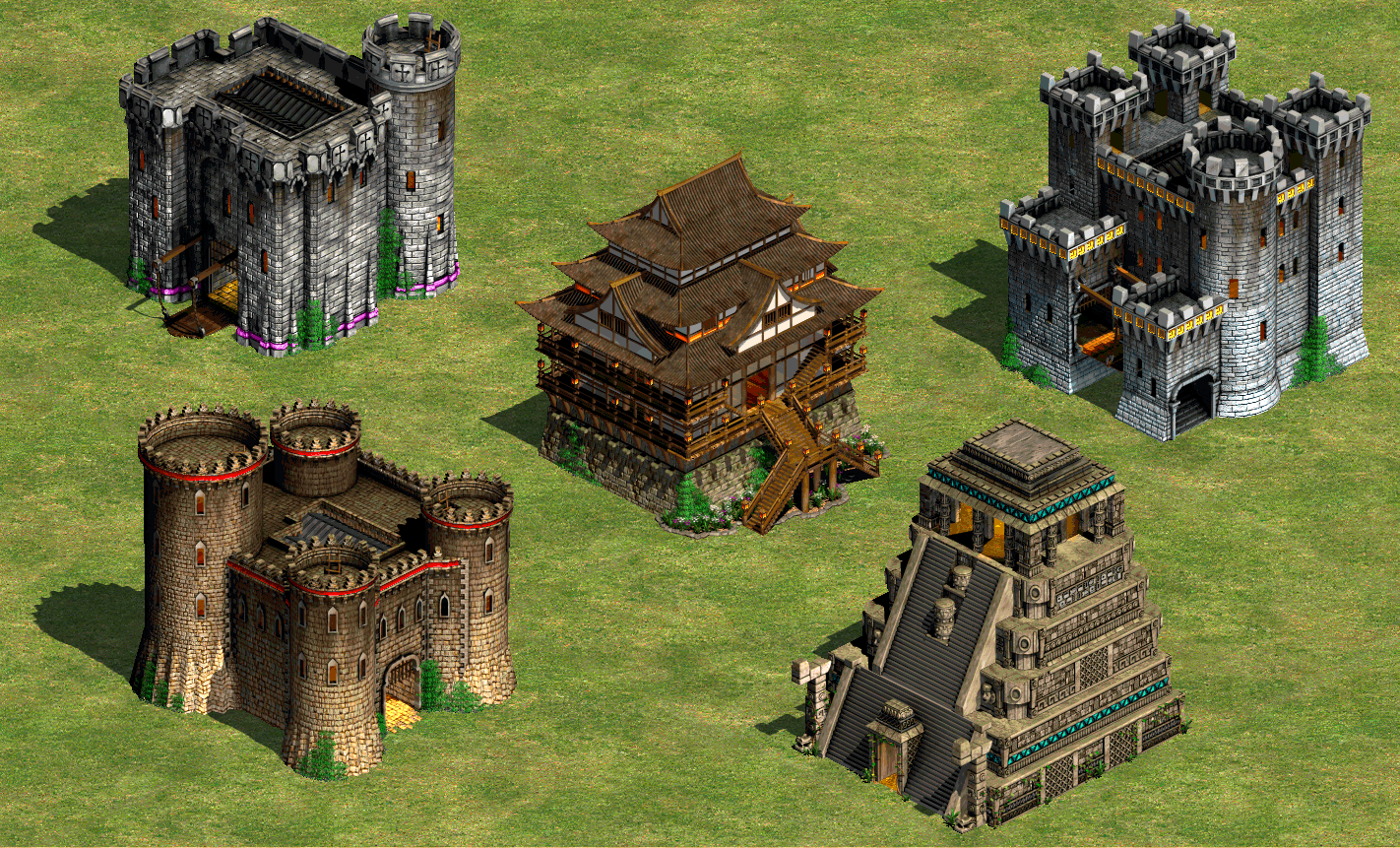 Castle (Age of Empires II) | Age of Empires Series Wiki | FANDOM