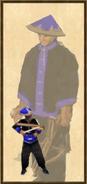 Chu Ko Nu history portrait
