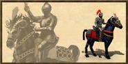 Black Rider history potrait