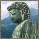 Gran Buda Politico Retrato