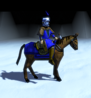 Cavalry Archer in-game