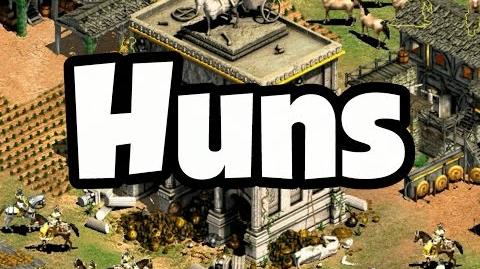 Huns Beginner Overview AoE2