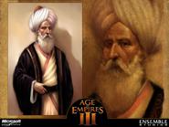 Suleiman Concept Art