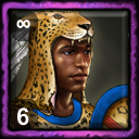 Aztec Home City 2 (6 Jaguar Prowl Knights)