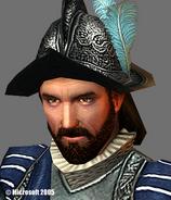 Delgado face