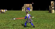 Guard Halberdier Model